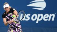 Mertens probleemloos voorbij Teichmann naar volgende ronde op US Open
