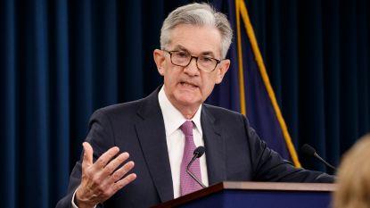 Fed houdt rente onveranderd maar hint op verlaging