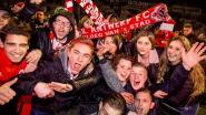 Antwerp nu écht de club van 't stad