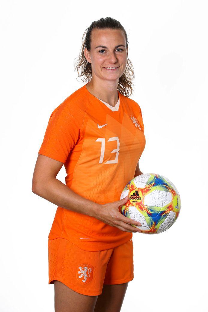 Renate Jansen.