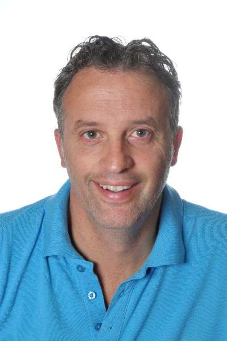 Jan Luts, directeur van basisschool Sint-Amand Zuid, is tevreden.