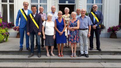 De Driesbolders uit Doornzele vieren vijftigste verjaardag