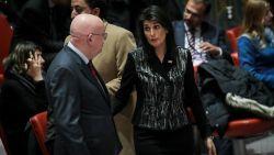 Onenigheid op VN-Veiligheidsraad over aanpak Iran