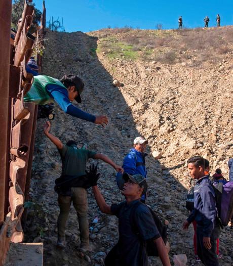 VS pompen 10 miljard in Midden-Amerika om illegale migratie tegen te gaan