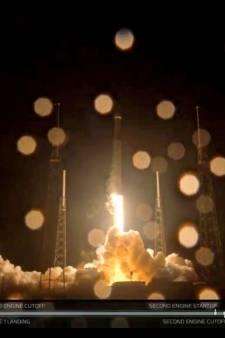 Lancering van nieuwe Falcon 9-raket is mijlpaal voor veelgeplaagde Elon Musk