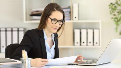 Op zoek naar een 'topjob'? Dan klop je best bij de overheid aan