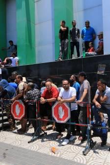Le Qatar distribue de l'argent à des familles de Gaza