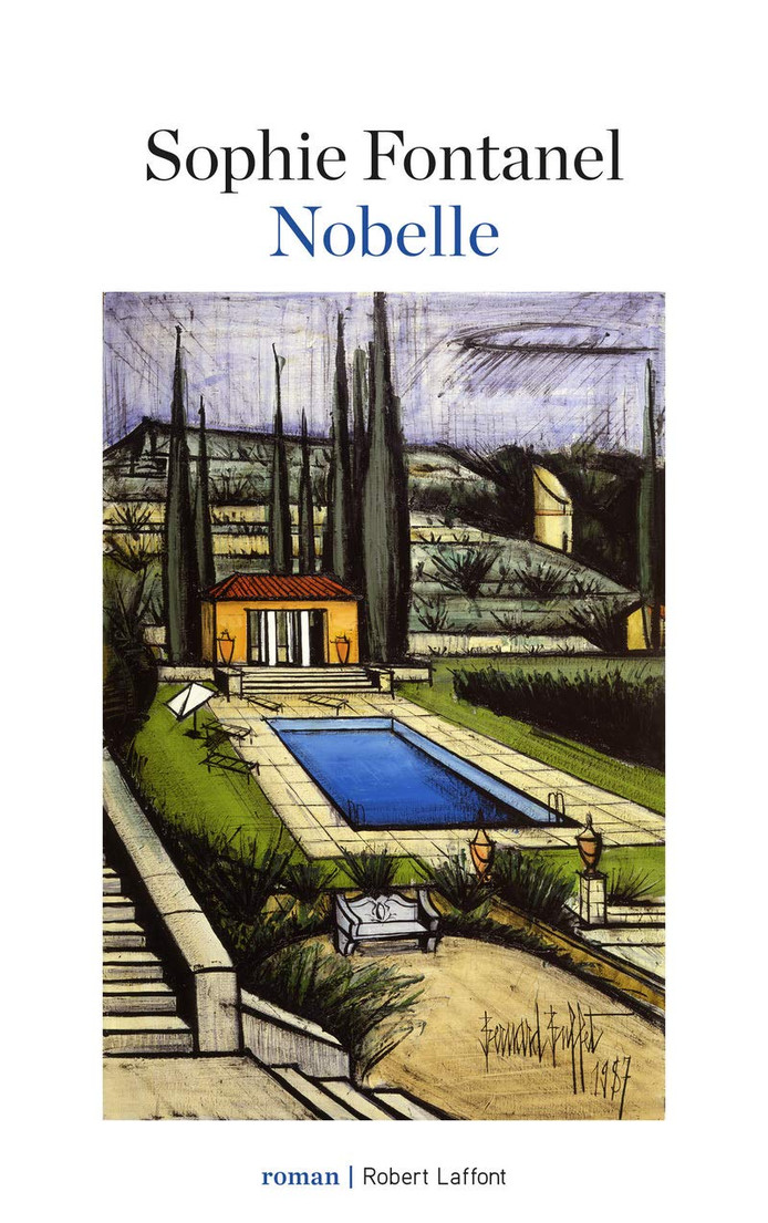 """Nobelle"" de Sophie Fontanel."