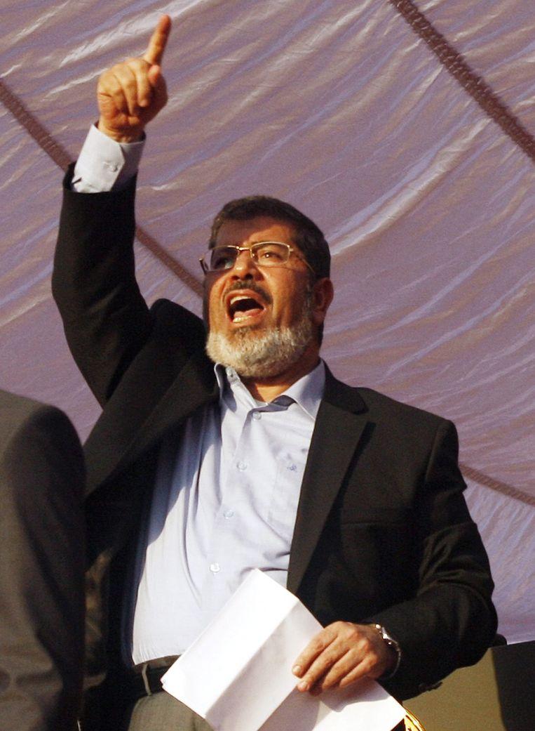 Mohamed Morsi Beeld null