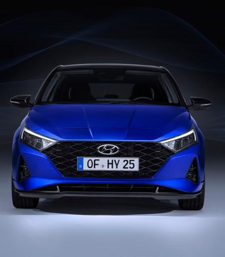 Hyundai onthult de nieuwe i20: antwoord op de populaire Polo en Clio