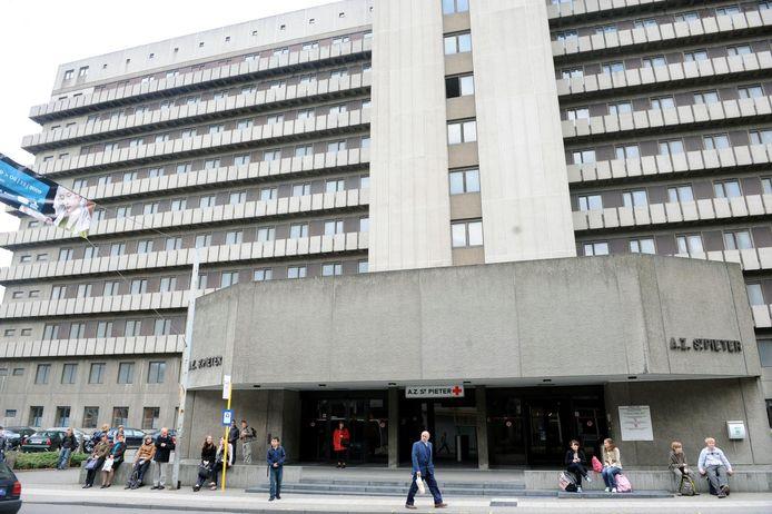 Het Sint-Pietersziekenhuis gaat tegen de grond en er zou flink wat hoogbouw in de plaats komen.