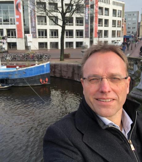 Tukker Peter is nu de baas van 15.000 ambtenaren in Amsterdam: 'Ik hoef ze gelukkig niet elke dag een hand te geven'