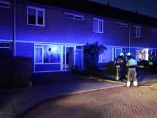 Dronken bewoner aangehouden na brand in woning