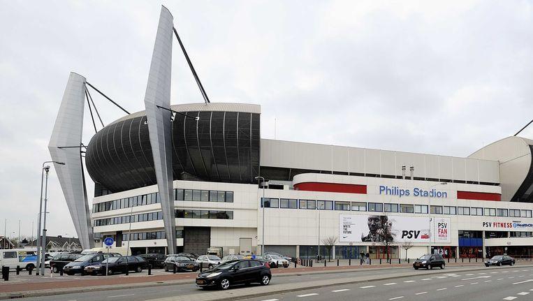 Het Philips Stadion in Eindhoven. Beeld ANP XTRA
