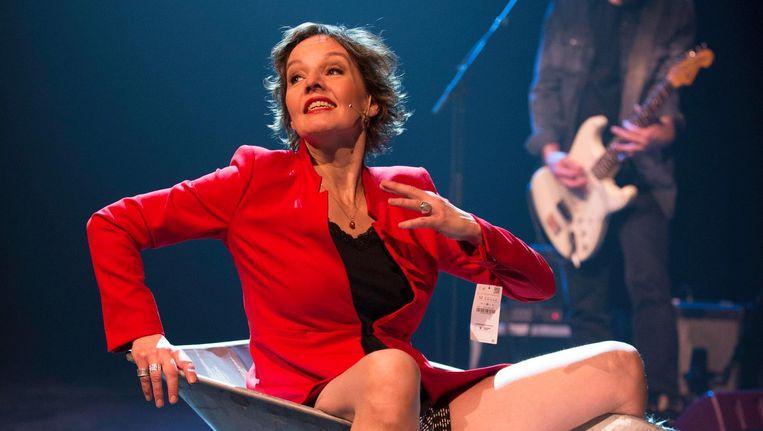 Sanne Wallis de Vries in Gut Beeld Anne van Zantwijk