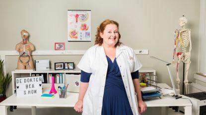 Dokter Bea praat in nieuw seizoen over soa's en menstruatie
