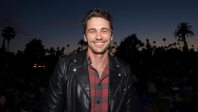 James Franco Beeld Getty Images