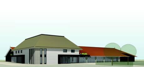 Nieuwe supermarkt in Vrouwenpolder laat op zich wachten: 'Het gaat stroperig en langzaam'
