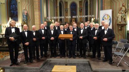 Schola Cantorum zingt voor vijftigste keer het Gregoriaanse Uur
