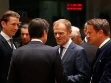 'EU bespreekt opties voor onder voorwaarden uitstellen brexit'