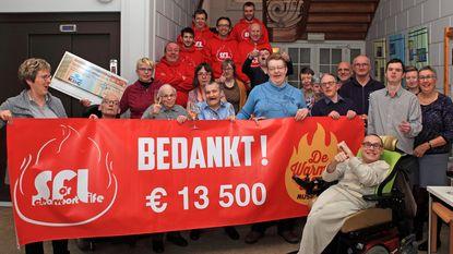Schorvoort for Life schenkt 13.500 euro aan Muylenberg