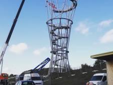 Straatbeeld: Spoorpark-toren tikt hoogste punt aan
