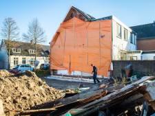 Buren 'brandpand' Teteringen krijgen nieuwe muur