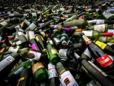 Waslijst aan fouten bij glasrecycling in Heijningen: Burgemeester is het beu