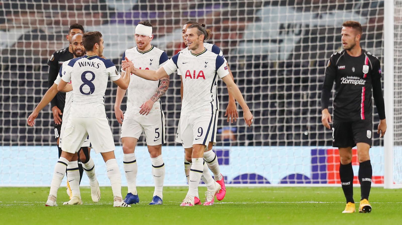 Tottenham Hotspur.