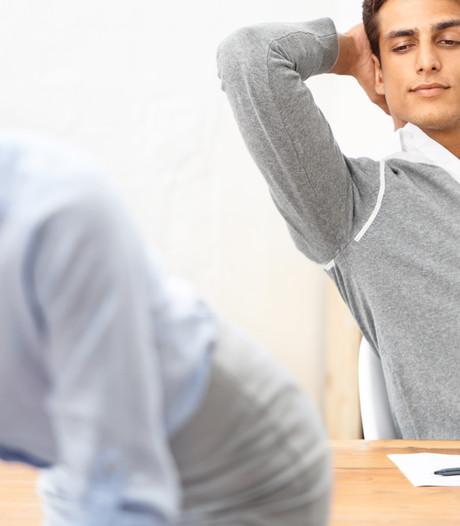 TNO: tienduizenden Nederlanders seksueel geïntimideerd op het werk