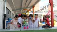 Leerlingen en kleuters ontdekken belang van voldoende drinken tijdens leuke workshops