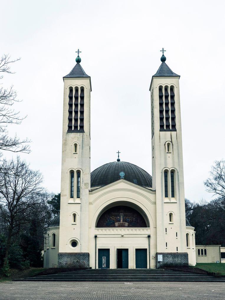 Cenakelkerk. Beeld Marcel Wogram