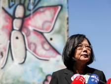 Pékin furieux face au discours de la présidente taïwanaise aux Etats-Unis