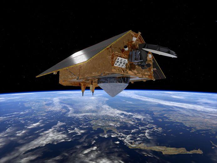 Copernicus Sentinel-6 'Michael Freilich'