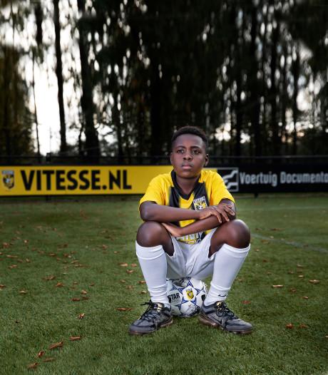 Tenilson wil via ESA naar het betaald voetbal, en dan het liefst naar Barcelona