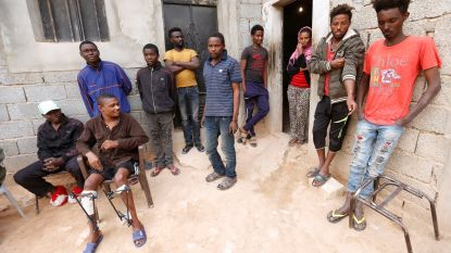 Vijftien migranten op de vlucht voor mensensmokkelaars doodgeschoten in Libië