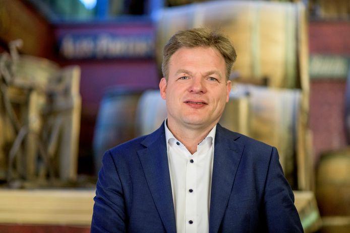 Tweede Kamerlid Pieter Omtzigt (CDA)