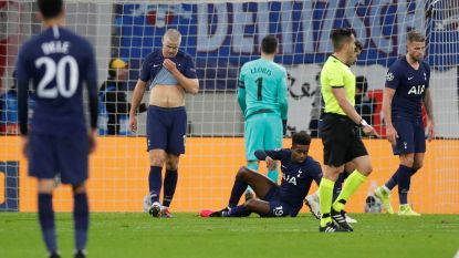Ontstellend zwak Tottenham Europees uitgeschakeld nadat het ook in Leipzig kansloos het onderspit moet delven