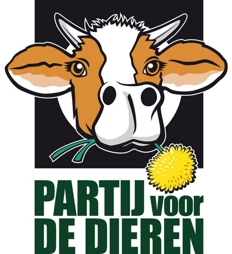 Logo van Partij voor de Dieren. Foto ANP Beeld