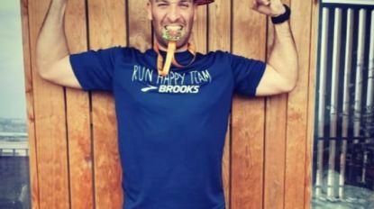 Fransman rent marathon op 7 meter breed balkon tijdens lockdown in Toulouse