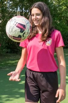 Die vrouwen spelen echt topvoetbal