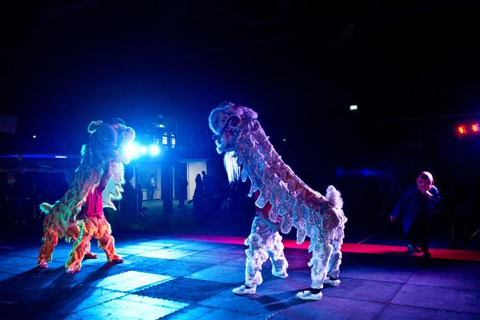 Chinese Leeuwen