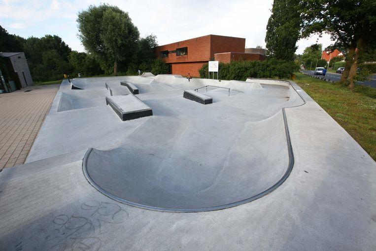 De afgelopen weken werd er geregeld melding gemaakt van overlast aan het skatepark in de d'Arconatistraat.