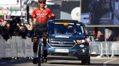 KOERS KORT. Quintana is eindwinnaar Tour de Provence - Higuita wint Ronde van Colombia