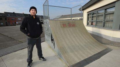 Bondscoach gaat eigenhandig skatepark vernieuwen
