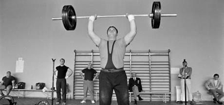 Piet van der Kruk (78), laatste Nederlandse gewichtheffer op de Spelen, overleden