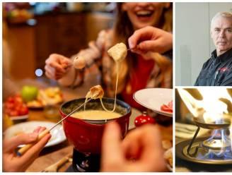 """Brandweer waarschuwt voor gebruik fondue-, gourmet- en teppanyakitoestellen: """"Het gevaar schuilt in het kleine, blauwe vlammetje dat je nauwelijks kunt zien"""""""