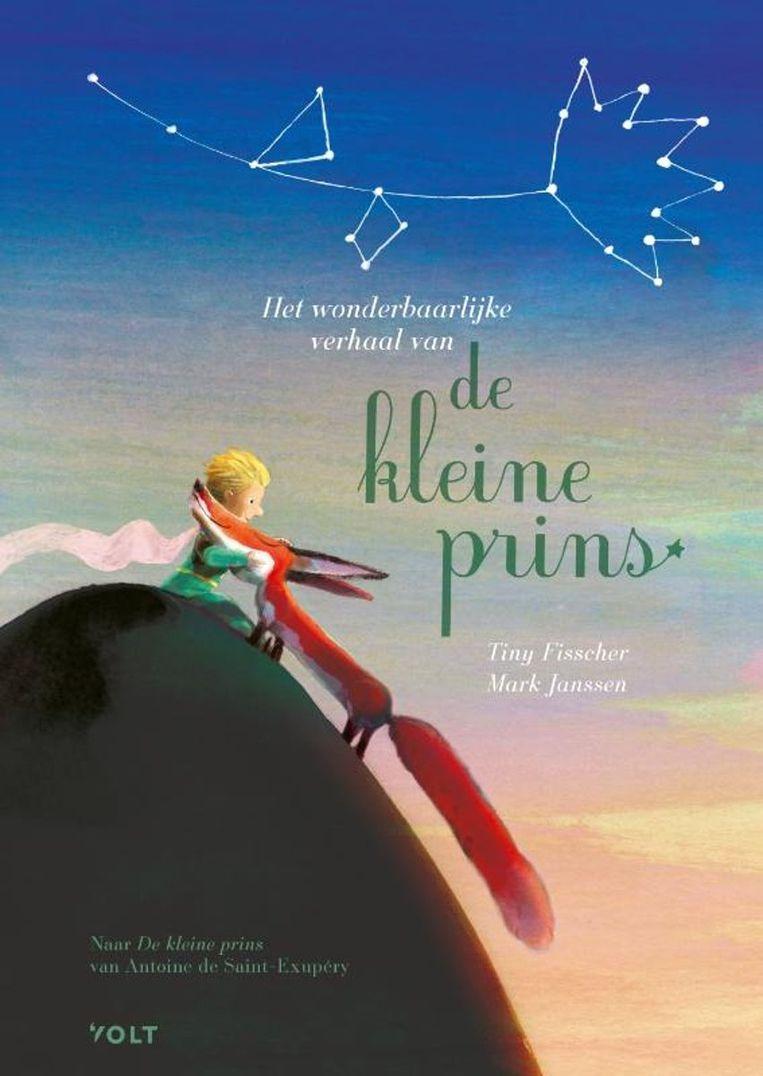 Antoine de Saint-Exupéry: Het wonderbaarlijke verhaal van de kleine prins. Uit het Frans vertaald door Tiny Fisscher. Volt; € 17,50. Beeld Volt