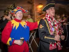 Opwarmersbal opent carnaval in Ut Zwammegat