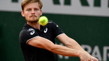 Goffin meteen tegenover titelverdediger in eerste ronde van ATP in Queen's